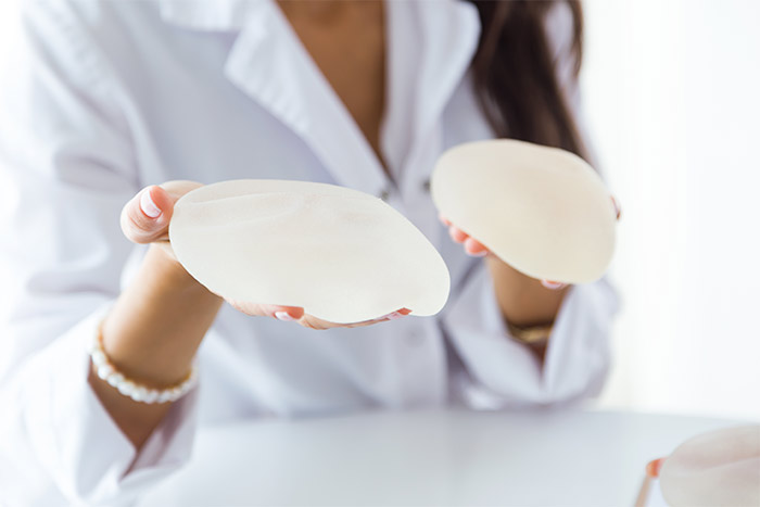 Breast-prosthesis